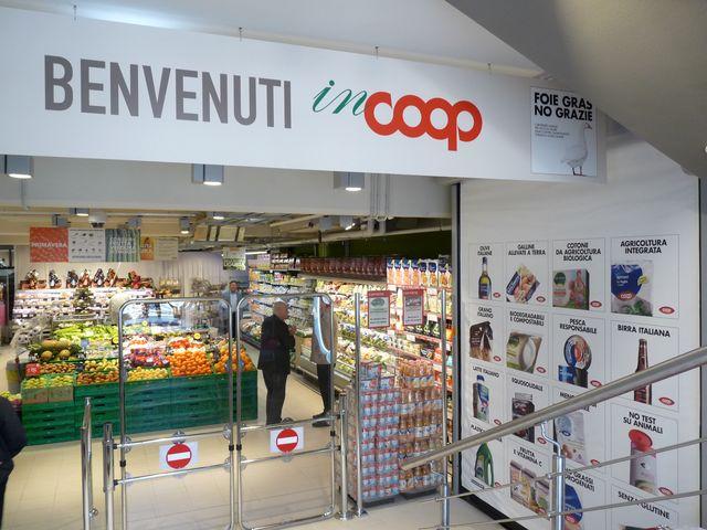 Sciopero supermercati: Coop annuncia punti vendita aperti regolarmente