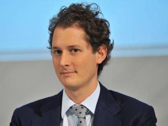 Editoria, John Elkann: contento che Calabresi rimanga a La Stampa