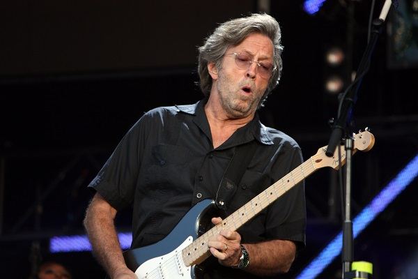 """Gossip – Eric Clapton compie 70 anni e annuncia la """"pensione"""""""