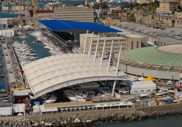 Fiera di Genova e Marina Fiera di Genova, fusione per risparmiare