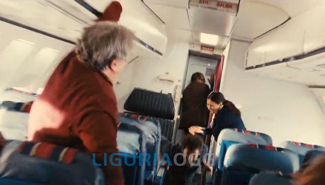 Aereo precipitato – Copilota ispirato da film argentino?