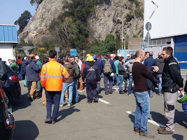 Incidente mortale alla Fincantieri di Sestri, sciopero del settore