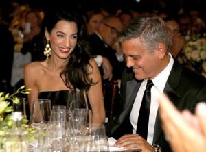 Gossip - Gemelli in arrivo per George e Amal Clooney