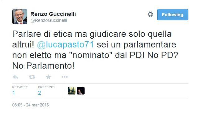 Elezioni Liguria – Guccinelli contro Pastorino: non Pd? No Parlamento
