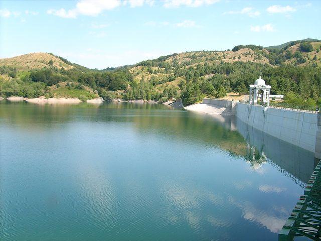 Vento record ai laghi delle Giacopiane: raffiche a 150 km/h