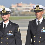 Napoli - Carabiniere uccide moglie e figlio, poi si spara