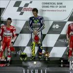 motogp qatar 2015 podio