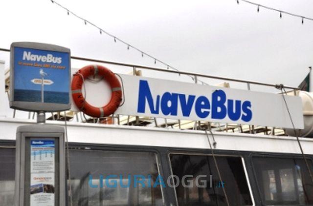 Nave Bus – Tentato furto al comandante a Pegli