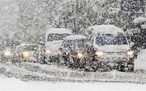 neve strade