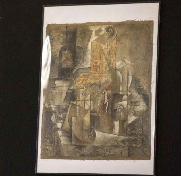 Picasso (da 15 milioni di €) ritrovato: dato a corniciaio in cambio di favore