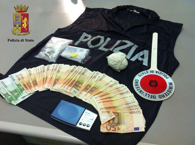 Genova – Arrestato giovane spacciatore del Centro Storico