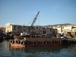 Porto di Genova sconfitto: polo demolizioni navali a Piombino