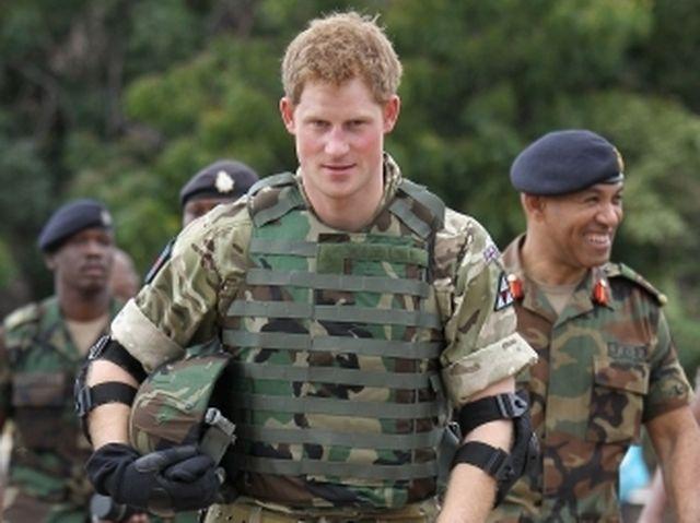 Gossip – Principe Harry lascerà l'esercito a giugno
