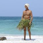 rocco siffredi playa desnuda
