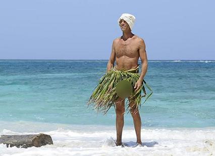 Gossip Isola dei Famosi 2015 – Rocco Siffredi su Playa Desnuda soffre per l'ustione alle parti intime