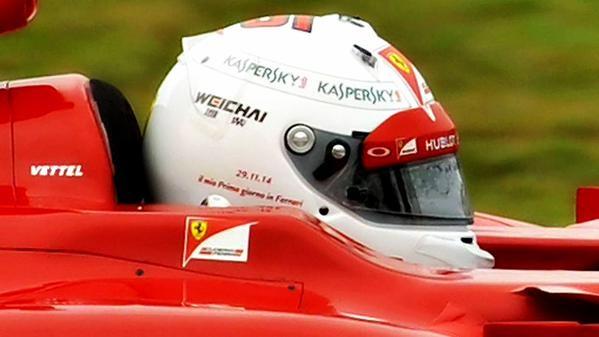 F1 – GP Malesia 2015: Vettel dedica vittoria Ferrari a Schumacher