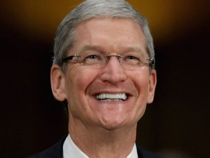 Il Ceo Apple Tim Cook