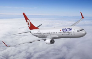 turkish airlines aereo
