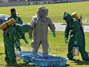 Tute anti contaminazione