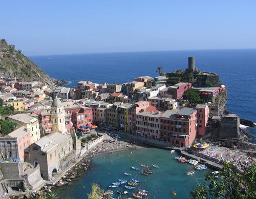 Liguria, Vernazza resta tra le 10 migliori località balneari d'Italia