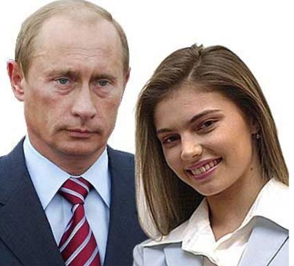Gossip – Putin papà a sorpresa: in Svizzera per nascita figlio dell'amante Kobaeva?