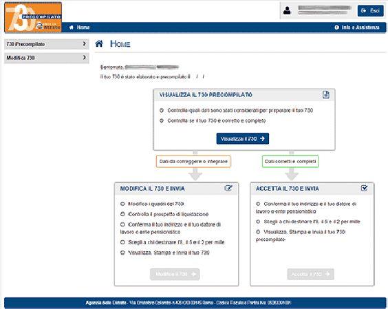 Fisco – Successo per 730 precompilato: oltre 100.000 accessi
