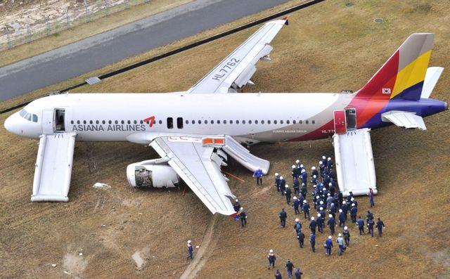 Giappone – Aereo abbatte antenna all'aeroporto di Tokyo, 27 feriti