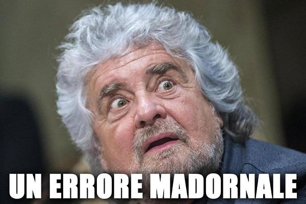 Italicum – M5S scopre errore (imbarazzante) nel testo