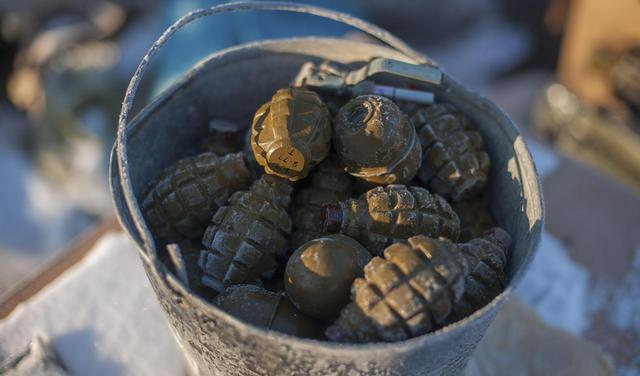 Genova – Trovate 15 granate presso cantiere Tav
