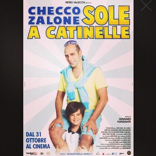 """Checco Zalone e la denuncia per plagio di """"Sole a Catinelle"""""""