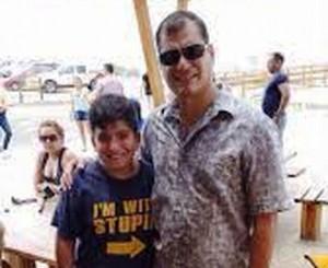 Epic fail del presidente Correa