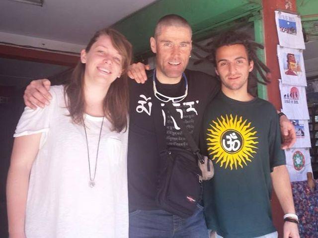 Nepal – Rientrati i savonesi Francesco Vesalici e Lucia Varaldo