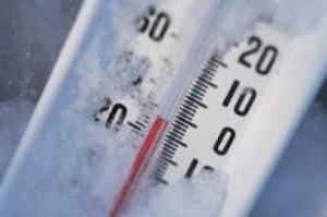 Freddo record sull'Altopiano di Asiago - 31,8 gradi