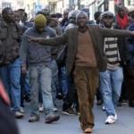immigrati incazzati