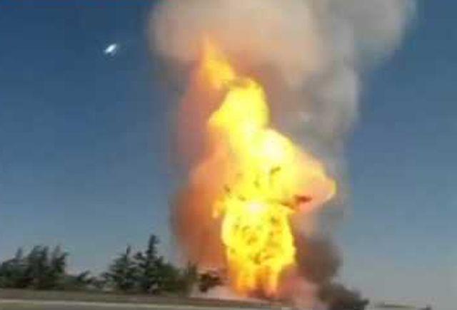 Esplode gasdotto in California, 15 feriti – VIDEO