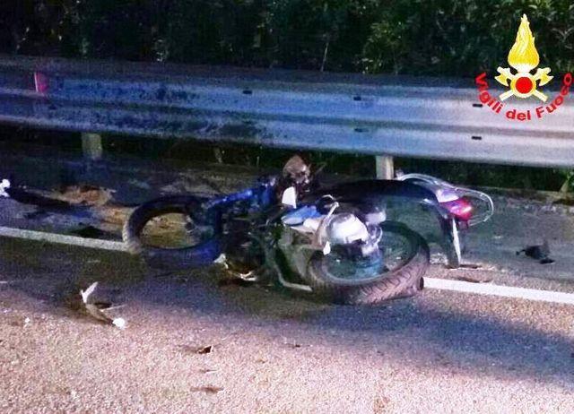 Sardegna – Incidente a Dorgali: morto motociclista 56enne