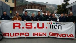 Iren - Possibile corteo dei lavoratori da via Piacanza verso il Centro