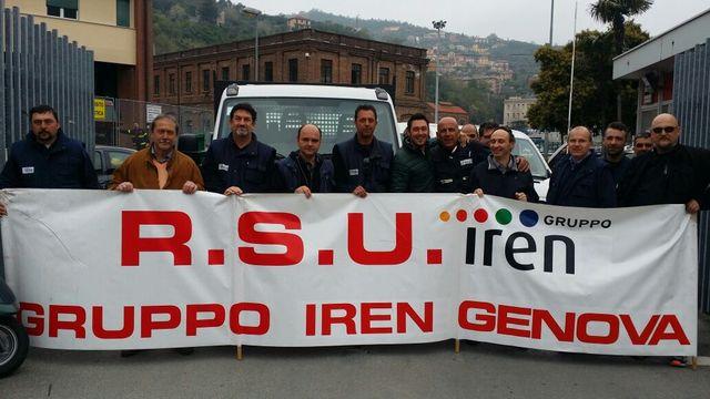 Iren – Possibile corteo dei lavoratori da via Piacanza verso il Centro