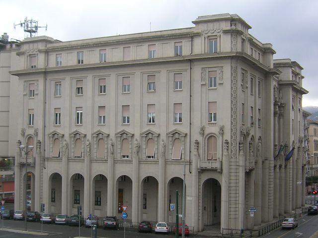 Schiffini – Lavoratori in presidio a La Spezia