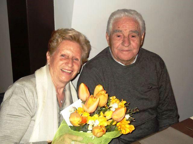 Loano – 60 anni di matrimonio per Alessandro Firpo e Renata Polacco