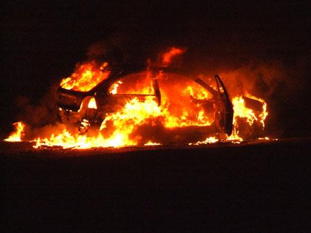 Calabria – Incendiata auto del sindaco di Zagarise