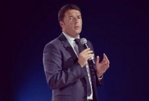Matteo Renzi a Genova per il cantiere del Bisagno e per l'IIT