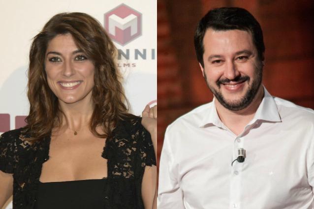 Matteo Salvini: frase shock contro rom per distrarre dal gossip sulla Isoardi?