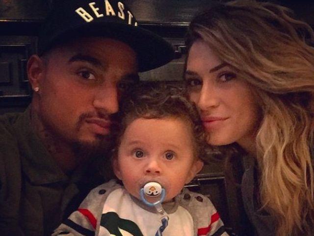 Gossip – Melissa Satta e Kevin Prince Boateng festeggiano il figlio Maddox