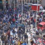 Genova - Mercato abusivo (ex via Turati)