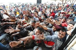 Grecia, Consiglio d'Europa denuncia la situazione dei migranti