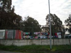 Genova - Sgomberato il campo nomadi abusivo di via Bruzzo a Bolzaneto