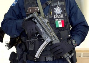 Strage di agenti di polizia in Messico