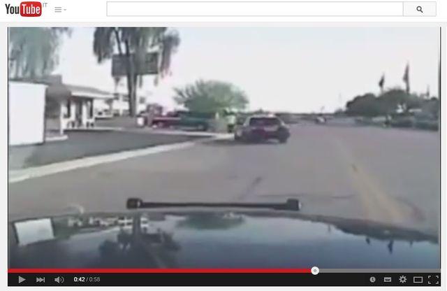 Nuovo video choc in Usa – Polizia investe intenzionalmente sospettato