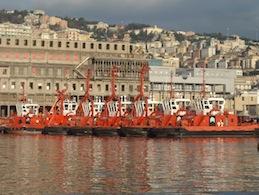 Innalzato il livello di sicurezza al Porto di Genova